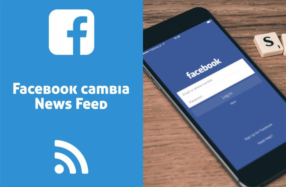 Facebook cambiará su News Feed: ¿bueno o malo?
