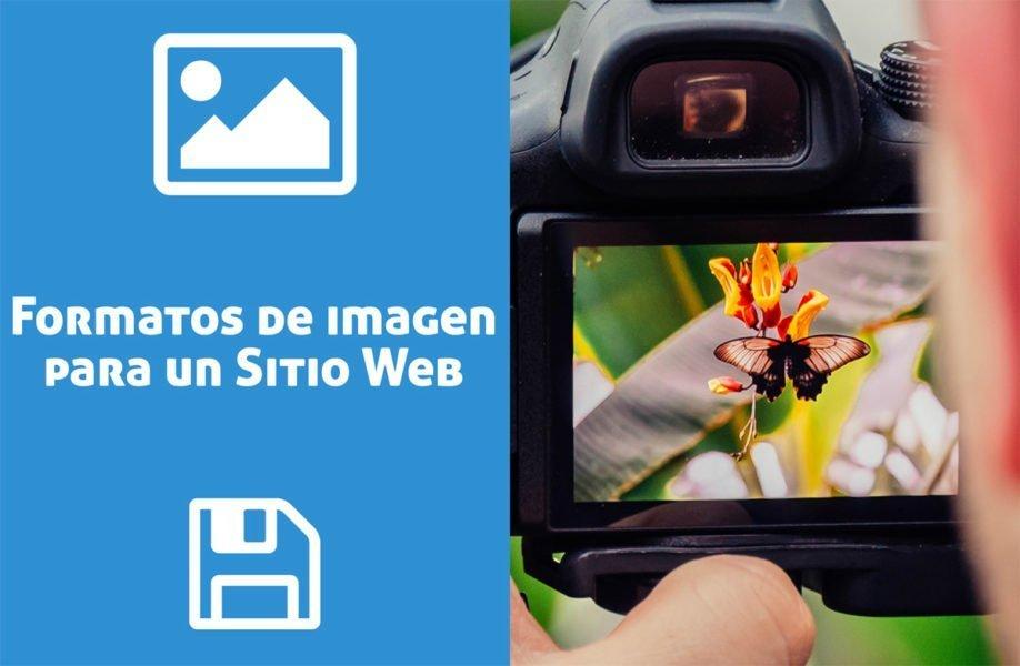 Formatos de Imagen: ¿Cuál es mejor para un Sitio Web?